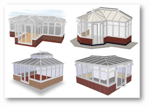 What's the difference between an Orangery & Conservatory?